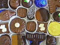 Chocolate Assortment for Hanukah gifts