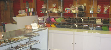Visit Sweethearts Three Chocolate Shop in Sharon MA